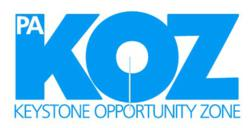 Keystone Opportunity Zone Logo